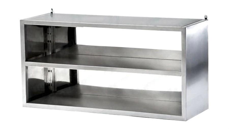 Полка навесная ПТН-600 нерж. сталь