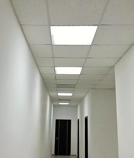 Офисный светодиодный светильник ССВ-37/4000/А40 (универсал)