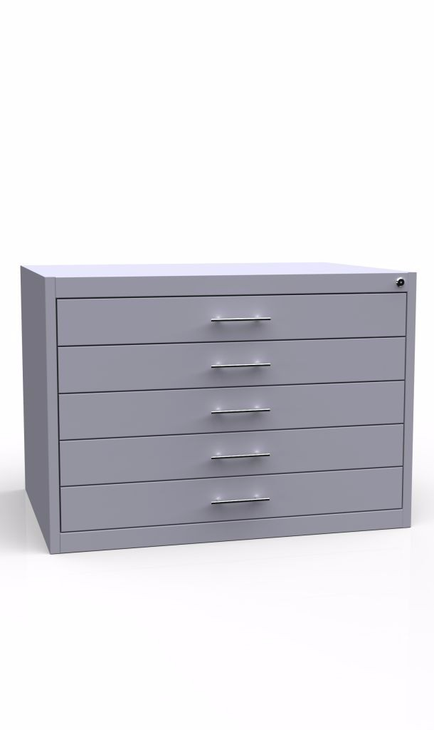 Шкаф картотечный КФ-51 А1 Т